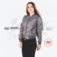 JAKET LOKAL MARTIN – BOMBER FOR WOMEN | FiDO Store